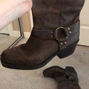 e10572eaa3e Western Frye Look-alike Boots from Target, sz 8.5